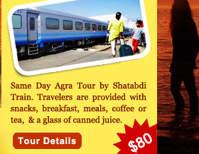 Shatabdi Train Tours